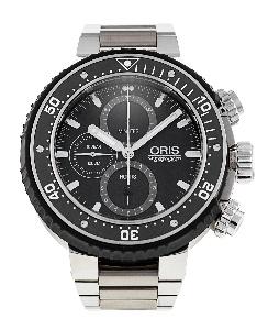 Oris Prodiver Chronograph 774 7727 71 54 - Worldwide Watch Prices Comparison & Watch Search Engine