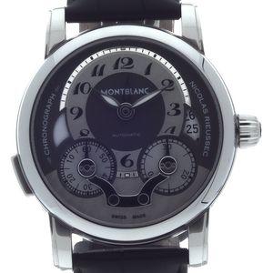 Montblanc Nicolas Rieussec 102337 - Worldwide Watch Prices Comparison & Watch Search Engine