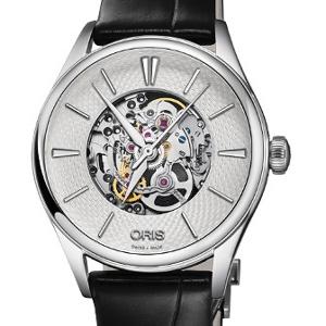 Oris Artelier 01 560 7724 4051-07 5 17 64FC - Worldwide Watch Prices Comparison & Watch Search Engine