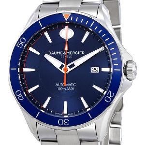Baume & Mercier Clifton 10378 - Worldwide Watch Prices Comparison & Watch Search Engine