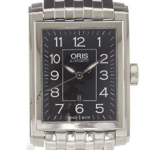 Oris Rectangular 01 561 7657 4034-07 8 21 82 - Worldwide Watch Prices Comparison & Watch Search Engine