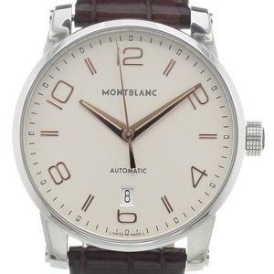 Montblanc Timewalker 110340 - Worldwide Watch Prices Comparison & Watch Search Engine