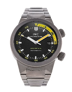 Iwc Aquatimer IW353803 - Worldwide Watch Prices Comparison & Watch Search Engine