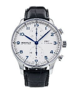 Iwc Portuguese Chrono IW371417 - Worldwide Watch Prices Comparison & Watch Search Engine