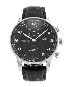 Iwc Portuguese Chrono IW371438 - Worldwide Watch Prices Comparison & Watch Search Engine