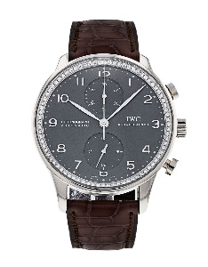 Iwc Portuguese Chrono IW371473 - Worldwide Watch Prices Comparison & Watch Search Engine