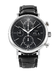 Iwc Portofino Chronograph IW391002 - Worldwide Watch Prices Comparison & Watch Search Engine