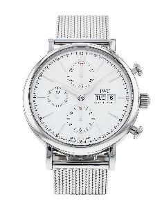 Iwc Portofino Chronograph IW391009 - Worldwide Watch Prices Comparison & Watch Search Engine