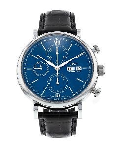 Iwc Portofino Chronograph IW391023 - Worldwide Watch Prices Comparison & Watch Search Engine