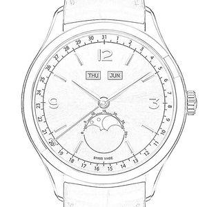 Montblanc Heritage 112538 - Worldwide Watch Prices Comparison & Watch Search Engine