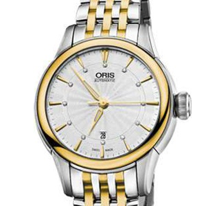 Oris Artelier 01 561 7687 4351-07 8 14 78 - Worldwide Watch Prices Comparison & Watch Search Engine