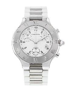 Cartier Must 21 W10184U2 - Worldwide Watch Prices Comparison & Watch Search Engine