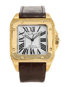 Cartier Santos 100 W20071Y1 - Worldwide Watch Prices Comparison & Watch Search Engine