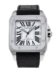 Cartier Santos 100 W20073X8 - Worldwide Watch Prices Comparison & Watch Search Engine