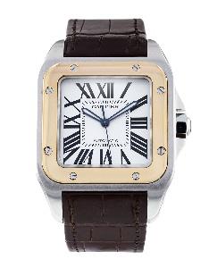 Cartier Santos 100 W20077X7 - Worldwide Watch Prices Comparison & Watch Search Engine