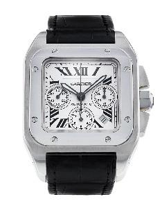 Cartier Santos 100 W20090X8 - Worldwide Watch Prices Comparison & Watch Search Engine