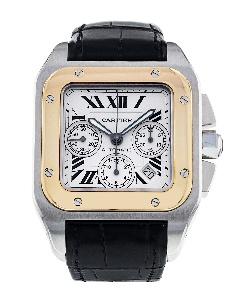 Cartier Santos 100 W20091X7 - Worldwide Watch Prices Comparison & Watch Search Engine