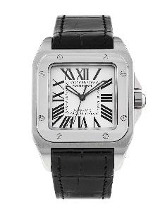 Cartier Santos 100 W20106X8 - Worldwide Watch Prices Comparison & Watch Search Engine