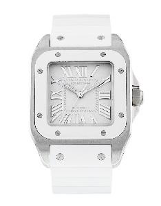 Cartier Santos 100 W20122U2 - Worldwide Watch Prices Comparison & Watch Search Engine