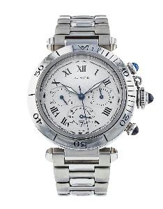Cartier Pasha W31018H3 - Worldwide Watch Prices Comparison & Watch Search Engine