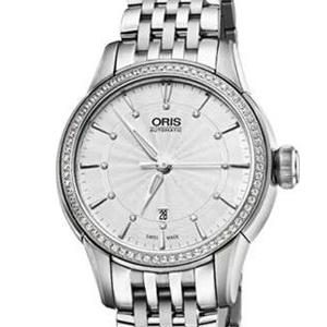 Oris Artelier 01 561 7687 4951-07 8 14 77 - Worldwide Watch Prices Comparison & Watch Search Engine