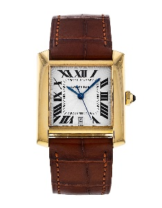 Cartier Tank Francaise W5000156 - Worldwide Watch Prices Comparison & Watch Search Engine