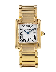 Cartier Tank Francaise W50002N2 - Worldwide Watch Prices Comparison & Watch Search Engine