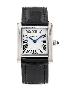 Cartier Tank Francaise W5001256 - Worldwide Watch Prices Comparison & Watch Search Engine