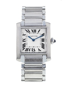 Cartier Tank Francaise W51003Q3 - Worldwide Watch Prices Comparison & Watch Search Engine