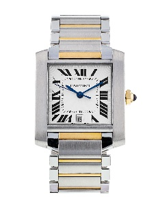 Cartier Tank Francaise W51005Q4 - Worldwide Watch Prices Comparison & Watch Search Engine