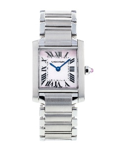 Cartier Tank Francaise W51028Q3 - Worldwide Watch Prices Comparison & Watch Search Engine