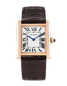 Cartier Tank Solo W5200024 - Worldwide Watch Prices Comparison & Watch Search Engine
