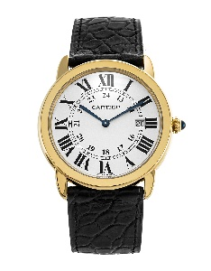 Cartier Ronde Solo W6700455 - Worldwide Watch Prices Comparison & Watch Search Engine