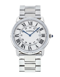 Cartier Ronde Solo W6701005 - Worldwide Watch Prices Comparison & Watch Search Engine