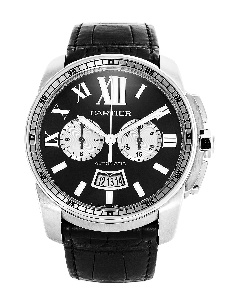 Cartier Calibre De Cartier W7100060 - Worldwide Watch Prices Comparison & Watch Search Engine