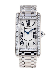 Cartier Tank Americaine WB7073L1 - Worldwide Watch Prices Comparison & Watch Search Engine