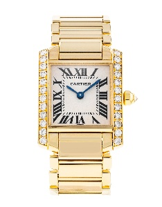 Cartier Tank Francaise WE1001R8 - Worldwide Watch Prices Comparison & Watch Search Engine
