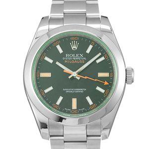 Rolex Milgauss 116400GV - Worldwide Watch Prices Comparison & Watch Search Engine
