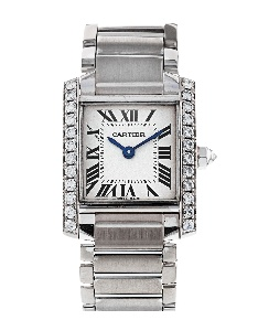 Cartier Tank Francaise WE1002S3 - Worldwide Watch Prices Comparison & Watch Search Engine