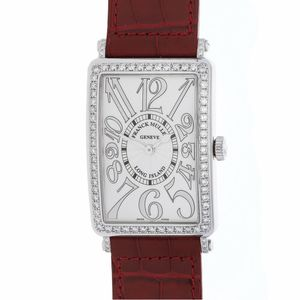 Franck Muller Long Island 1002 QZ REL D1 AC - Worldwide Watch Prices Comparison & Watch Search Engine