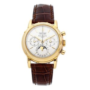 Patek Philippe Grand Complications 3970J - Worldwide Watch Prices Comparison & Watch Search Engine