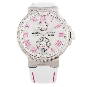 Ulysse Nardin Marine 1183-126B/470 - Worldwide Watch Prices Comparison & Watch Search Engine