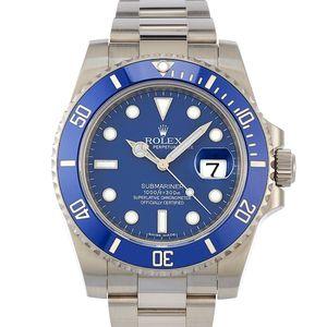 Rolex Submariner 116619LB - Worldwide Watch Prices Comparison & Watch Search Engine