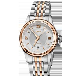 Oris Oris Classic 01 561 7718 4371-07 8 14 12 - Worldwide Watch Prices Comparison & Watch Search Engine