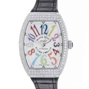 Franck Muller Vanguard 32 V SC AT AC FO COL D NR - Worldwide Watch Prices Comparison & Watch Search Engine
