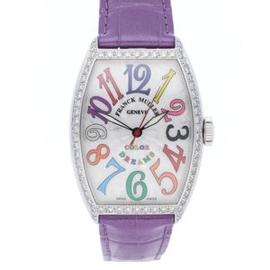 Franck Muller Cintree Curvex 5850 SC COL D1 AC - Worldwide Watch Prices Comparison & Watch Search Engine