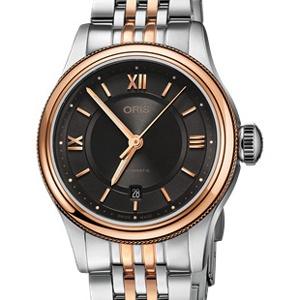 Oris Classic 01 561 7718 4373-07 8 14 12 - Worldwide Watch Prices Comparison & Watch Search Engine