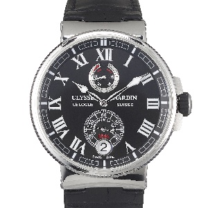 Ulysse Nardin Marine 1183-126-3/42 - Worldwide Watch Prices Comparison & Watch Search Engine