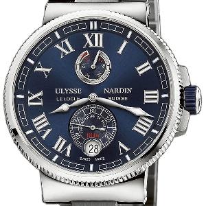 Ulysse Nardin Marine 1183-126-7M/43 - Worldwide Watch Prices Comparison & Watch Search Engine